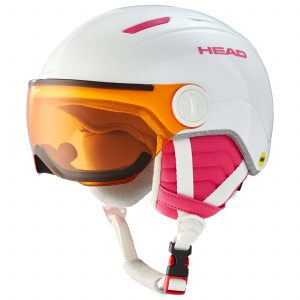 head maja visor mips white 2021
