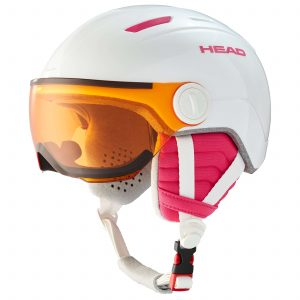 kask head maja visor white 2021