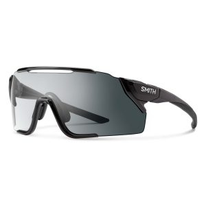 okulary smith attack mtb black photochromic clear to grey