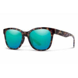 okulary smith caper violet tortoise chromapop opal mirror