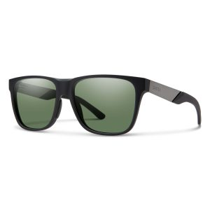 okulary smith lowdown steel matte black ruthenium chromapop polarized gray green 201906TI756L7