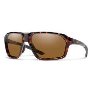 okulary smith pathway tortoise chromapop polarized brown