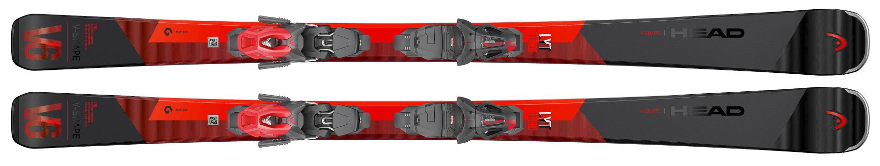 narty head v-shape v6 2021
