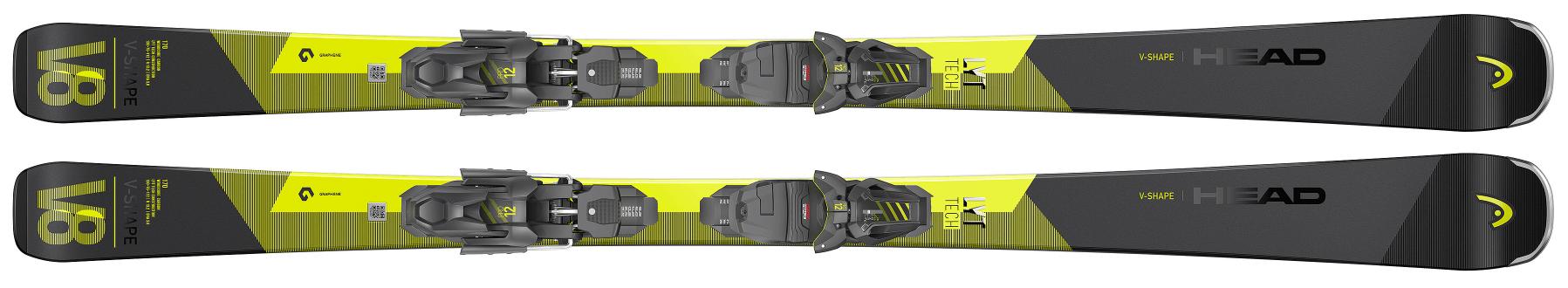narty head v-shape v8 2021
