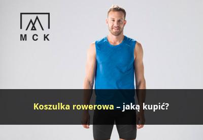 Koszulka rowerowa