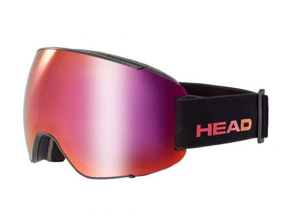gogle head magnify fmr black red 2021
