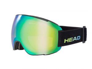 gogle head magnify blue/green 2021