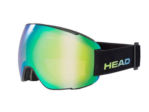 gogle head magnify blue/green 2021