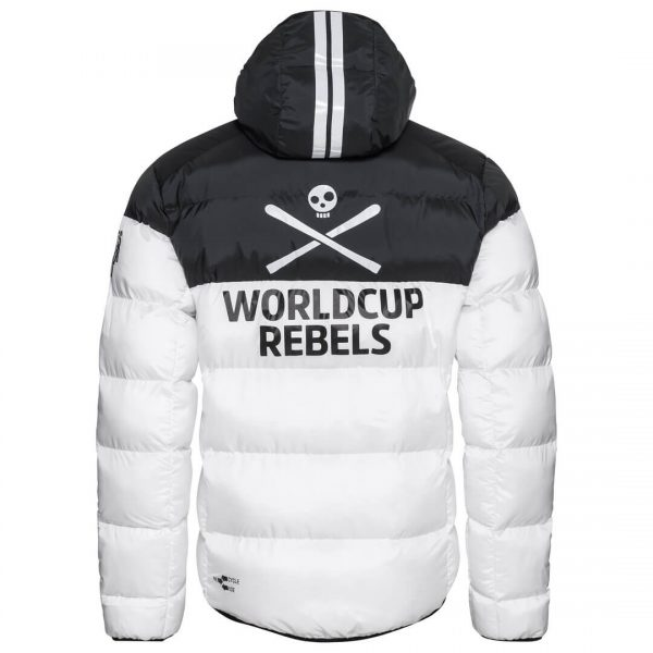 kurtka narciarska head rebels star jacket m white black 2021