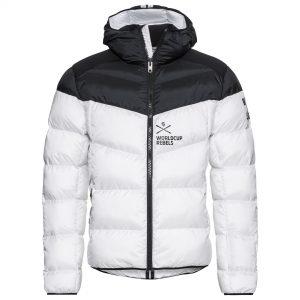 kurtka narciarska head rebels star jacket m white black 2021