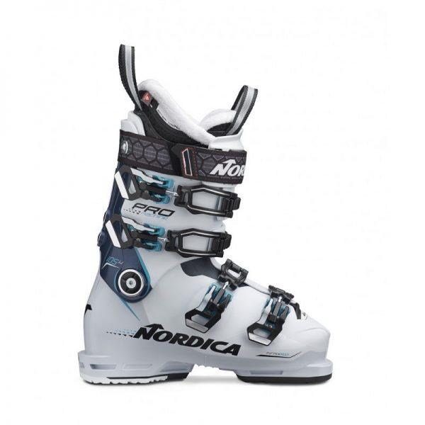 buty narciarskie nordica promachine 105 w damskie biale 2020 050F48006P1