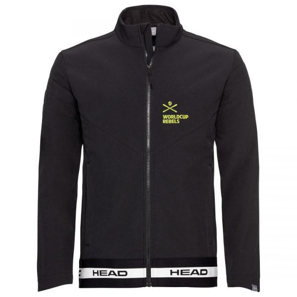 softshell head Race Jacket M