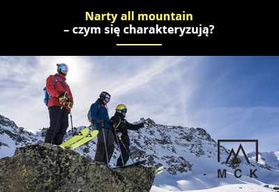 Narty all mountain