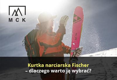 Kurtka narciarska Fischer