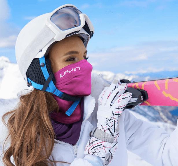 maseczka na narty