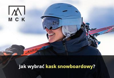 Jak wybrać kask snowboardowy