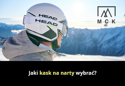 kask na narty