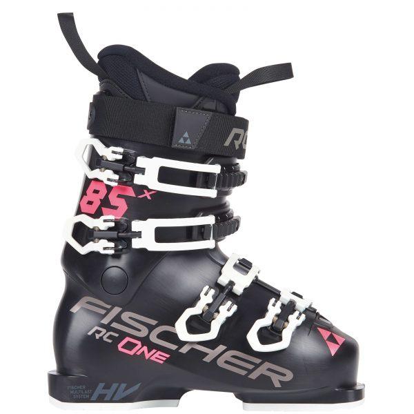 buty narciarskie fischer rc one x 85 ws black fuchsia 2021