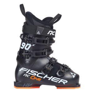 buty narciarskie fischer rc one x 90 black red 2021
