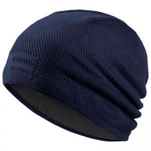 czapka head aksel beanie darkblue 2021