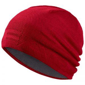 czapka head aksel beanie red 2021
