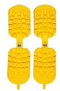 ochraniacz na buty sidas ski boot traction yellow