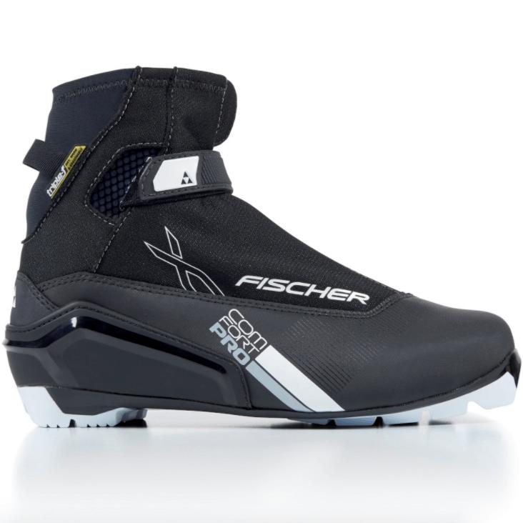 Buty Fischer Xc Comfort Pro Black Silver 2019