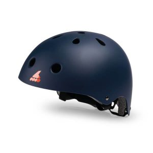 kask rollerblade rb jr helmet midnight blue orange