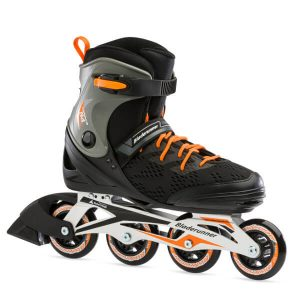 rolki bladerunner formula 84 black orange