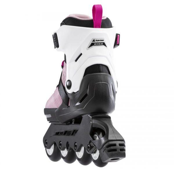 rolki rollerblade microblade g pink white