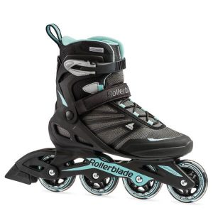 rolki rollerblade zetrablade w black light blue