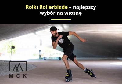 Rolki Rollerblade
