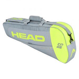 Torba HEAD Core 3R Pro Grey/Neon Yellow 2021