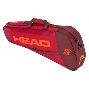 Torba HEAD Core 3R Pro Red 2021