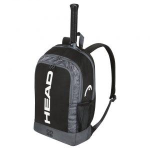 Plecak HEAD Core Backpack Black/White 2021