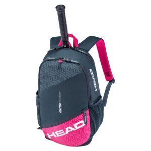 Plecak HEAD Elite Backpack Anthracite/Pink