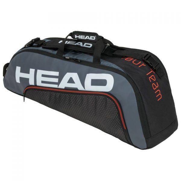 Torba Head Tour Team 6R Combi Black/Grey
