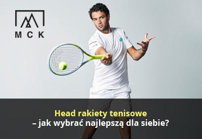 Head rakiety tenisowe