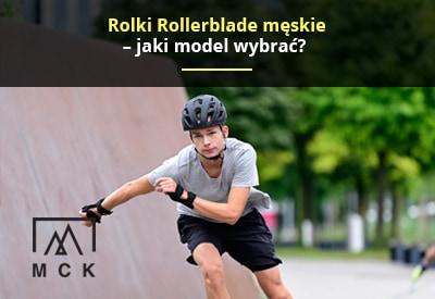 Rolki Rollerblade męskie – jaki model wybrać