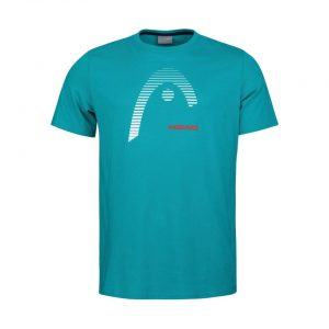 T-shirt Head Club Carl T-shirt m turquoise