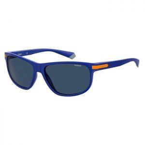 Okulary Polaroid PLD 2099/S blue orange