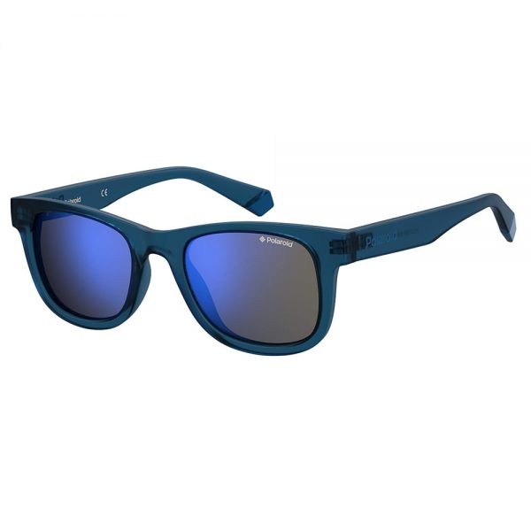 Okulary Polaroid kids PLD 8009/N/NEW blue