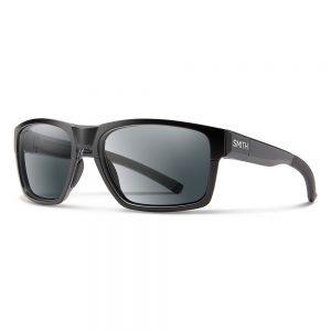 okulary smith CARAVAN MAG matte black PHOTOCHROMIC CLEAR TO GRAY