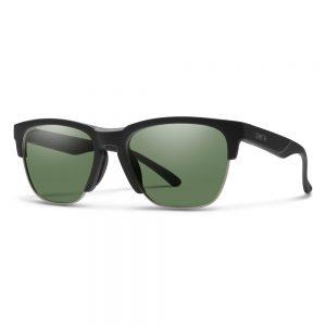 okulary smith HAYWIRE MATTE BLACK CHROMAPOP POLARIZED GRAY GREEN