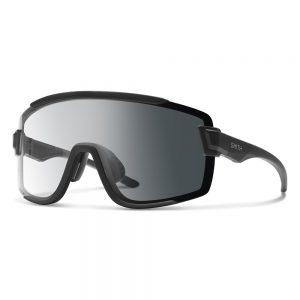 Okulary Smith Wildcat Matte Black Photochromic Clear to Gray