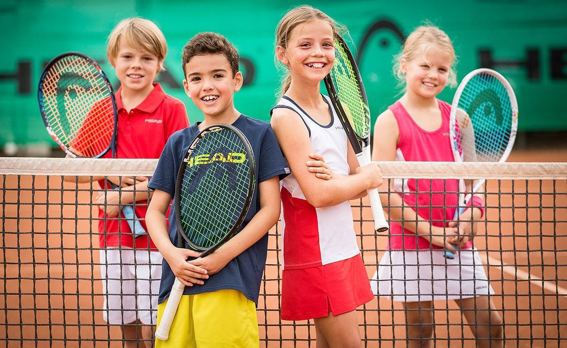 Rakiety tenisowe dla dzieci