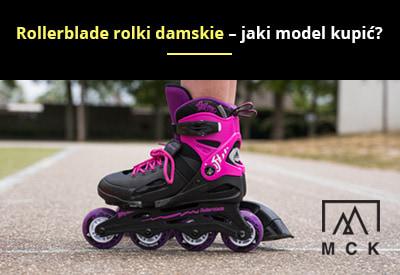 Rollerblade rolki damskie