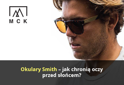 Okulary Smith