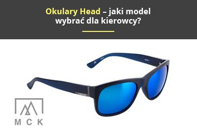 Okulary Head