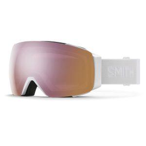 Gogle Smith I/O Mag White Vapor ChromaPop Everyday Rose Gold Mirror + ChromaPop Storm Rose Flash 2022
